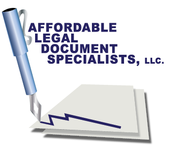 Affordable Legal Documents Logo