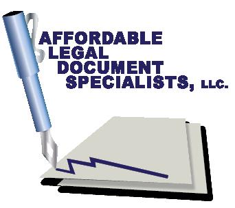 Affordable Legal Documents Logo